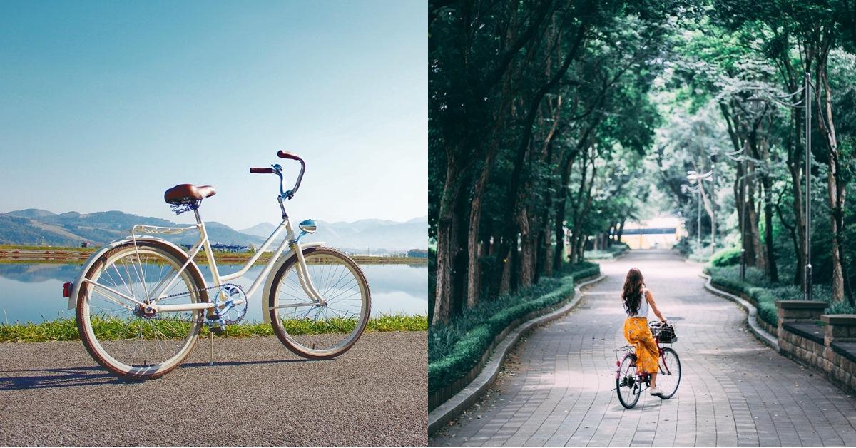 北中南 3 條「適合新手」自行車路線,幫你舒緩工作疲憊!