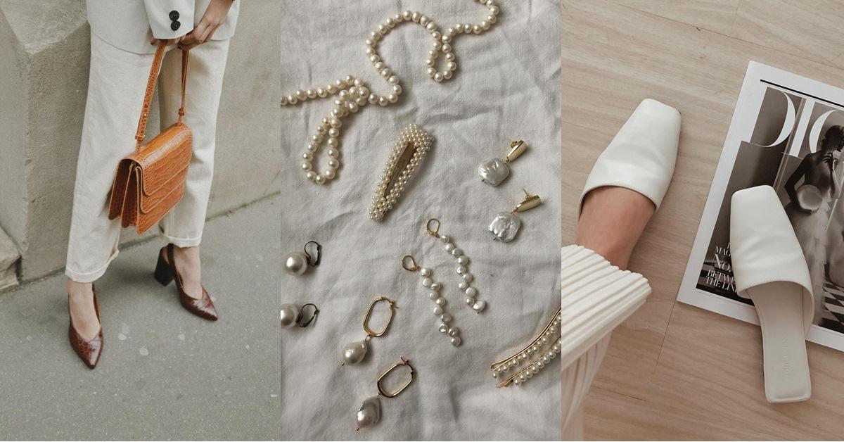 精緻小資女就要這樣穿!教你25+就能穿出自己風格的7種單品!