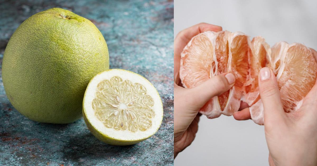 中秋節吃柚子減肥4大訣竅!「這樣」吃輕鬆甩卡路里,一餐不超過 X 瓣是重點