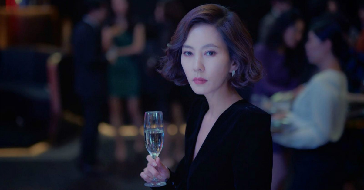 幫你問到了!韓劇《Misty》高慧蘭用的就是#RD456,靠黛珂這款霧面唇膏,撐出無敵氣場!