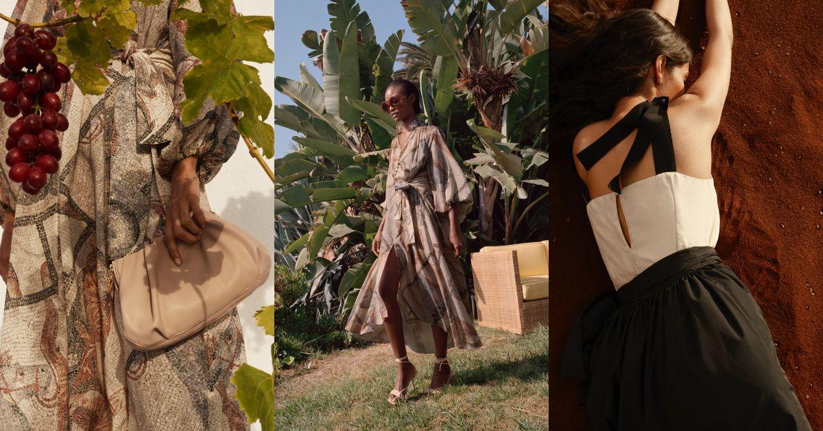 快時尚殞落嗎?H&M用環保挽回時尚迷的心!咖啡渣變身奶茶色洋裝、葡萄皮化為雲朵包
