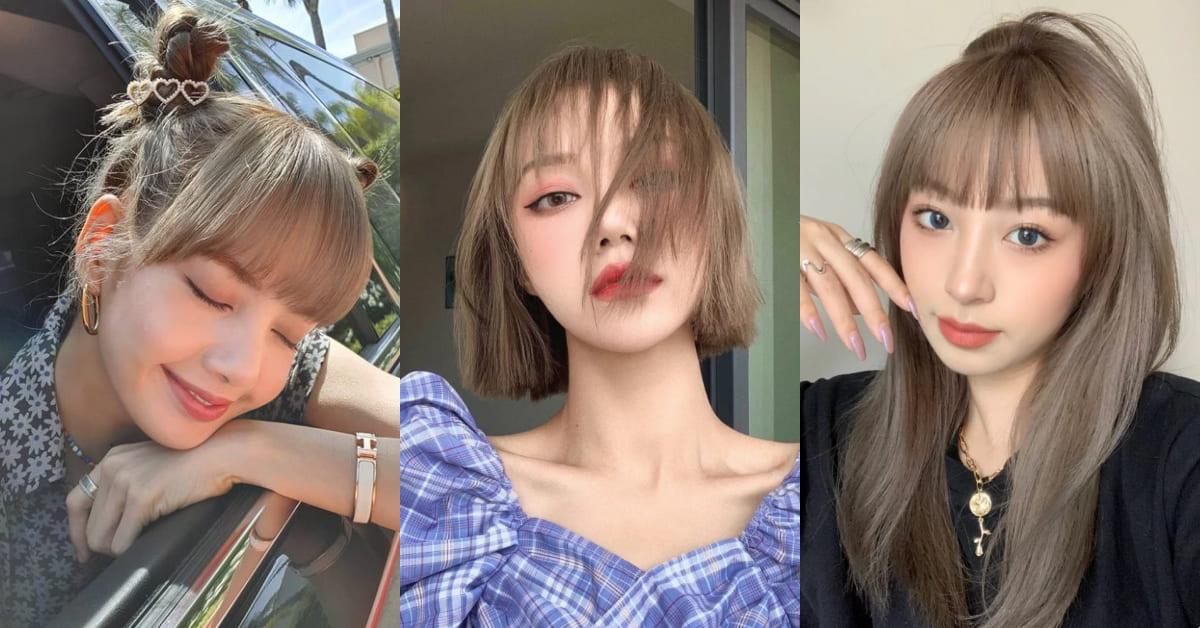 2020夏天髮色流行「米棕色」,小麥肌、蠟黃膚色一染立刻顯白!
