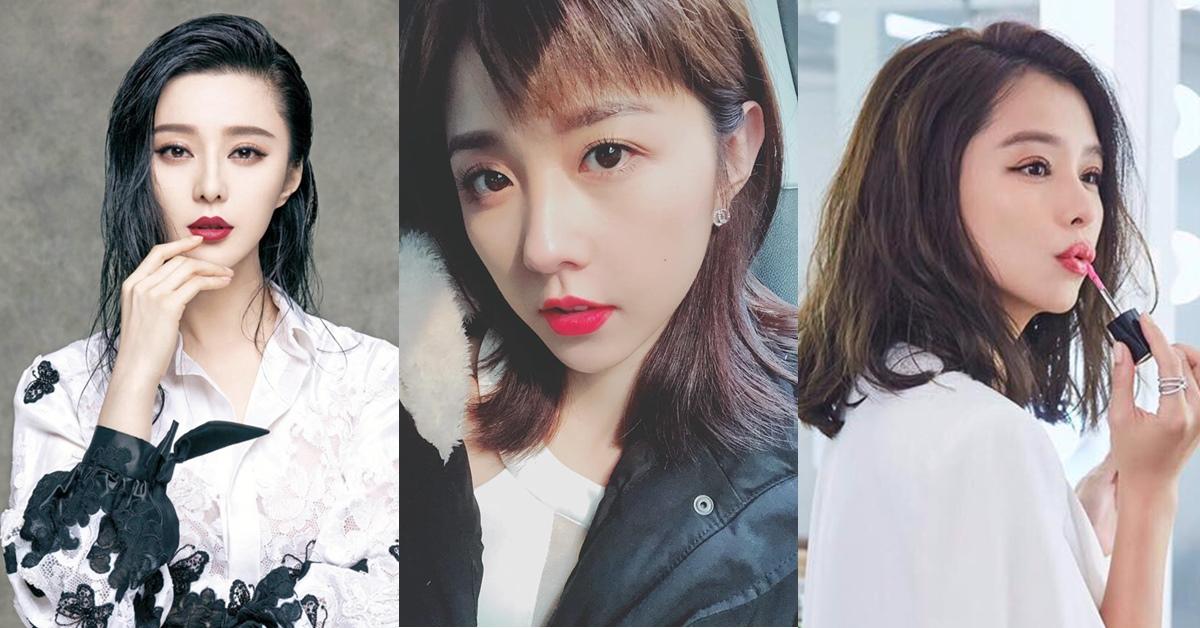 范爺的冰冰紅「這樣畫」、護唇膏這樣擦不好,這4個女星的美唇秘技你一定要學起來!