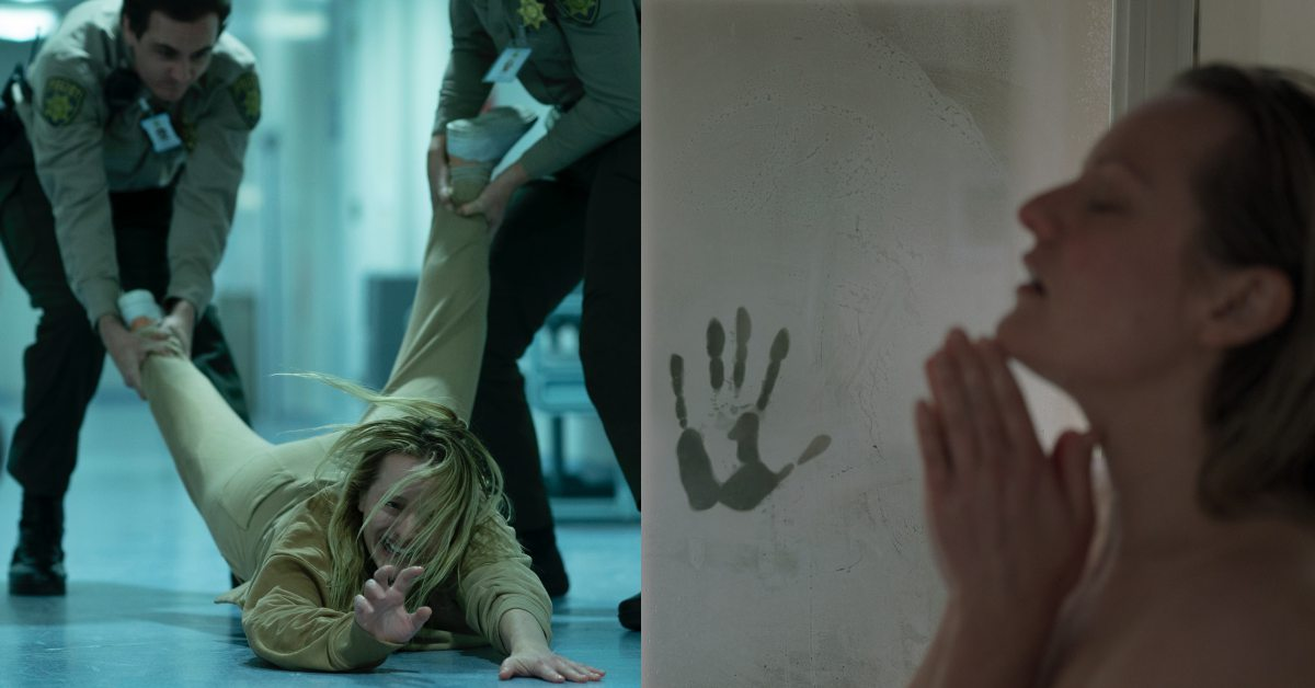 驚悚電影《隱形人》嚇到漏尿!當你被看不到的恐怖情人追殺,沒人相信你說的話?