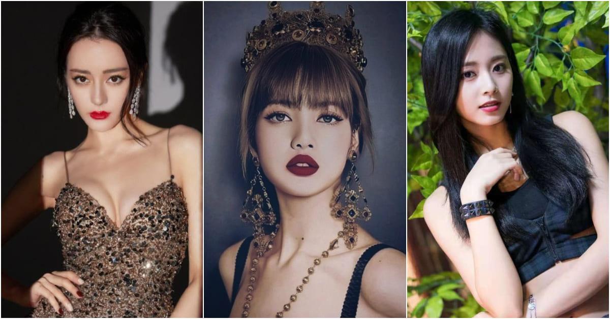 全球最美女星2020排行出爐!BLACKPINK Lisa落在十名外,潤娥力壓周子瑜