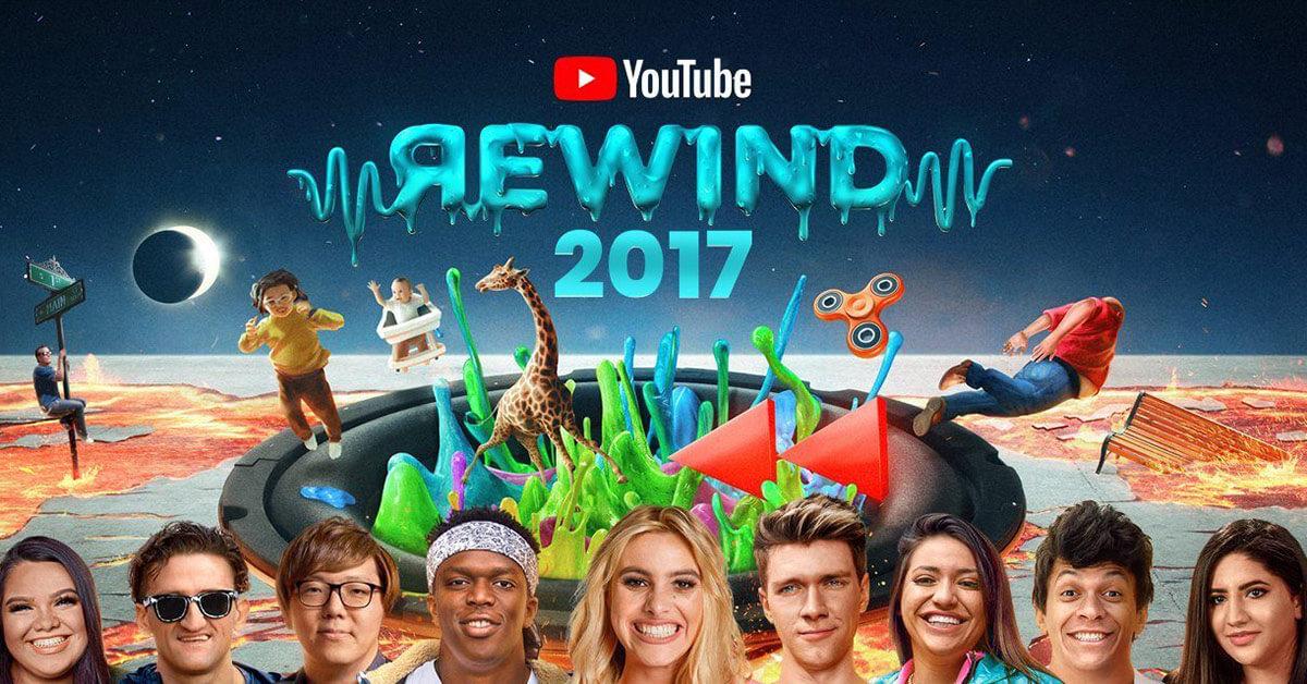 YouTube發布全球 2017 年度回顧影片,首位台灣Youtuber入鏡其中?