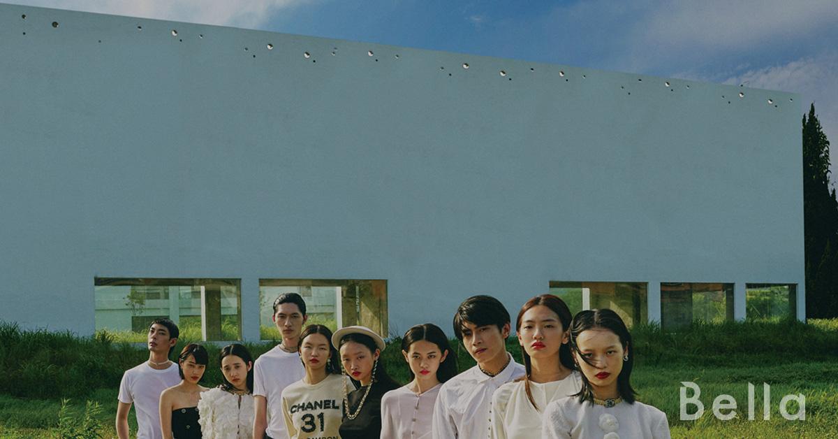 【封面人物】李沐、宋柏緯、游宇潼、王渝屏攜手新面孔,台北Y世代的集體青春