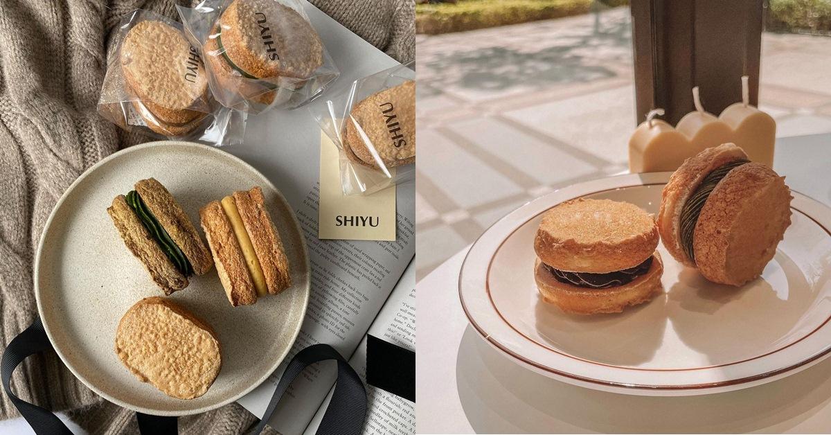 別再點司康、肉桂捲了!6間達克瓦茲店家推薦,還沒吃過這法式甜點就太遜!