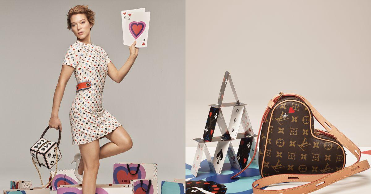 LV老花推薦買這些!撲克牌、骰子到愛心包,10款未上市先轟動的單品怎能錯過?