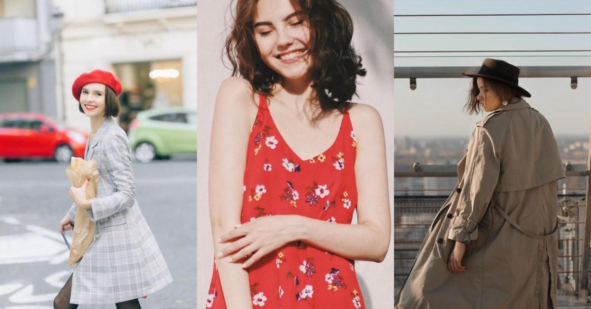 想穿的看似隨性卻超有型?向法國女人學穿搭,掌握8重點穿出法式時尚