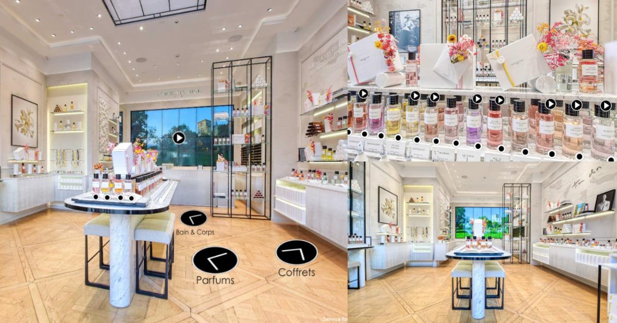 不畏疫情Dior把美妝實體店搬上雲端!1比13D虛擬線上門市,滑鼠一點就能飛往巴黎