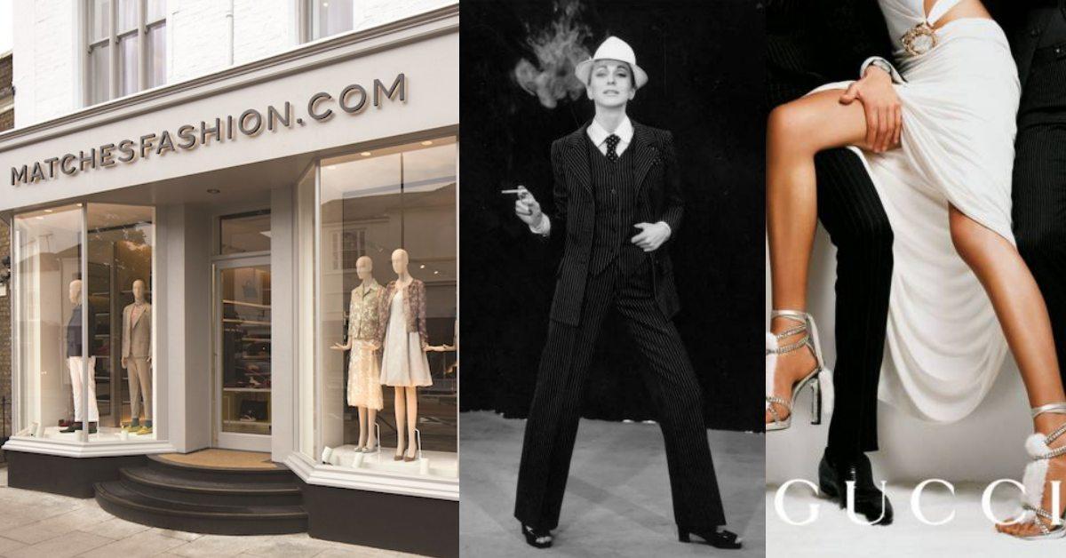 比新衣還貴!Dior、Gucci、YSL二手衣釋出,最貴高達30萬還是被秒殺瘋搶