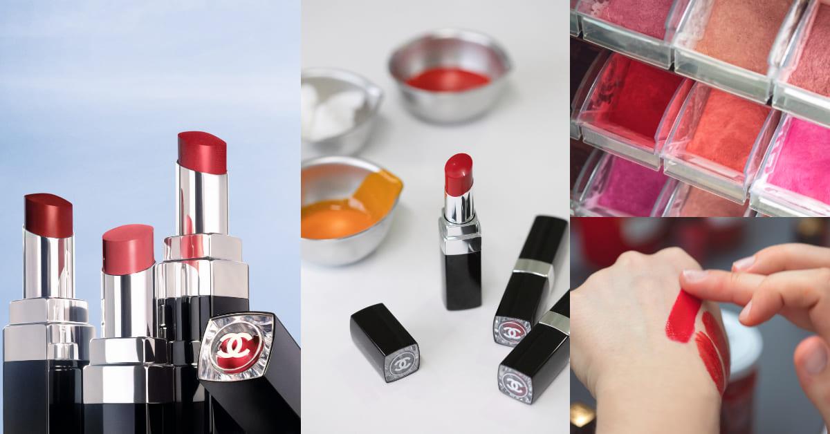 香奈兒唇膏推薦「COCO星綻」!蜜糖、玫瑰木唇色內行人最推薦,實驗室首度公開保濕秘方