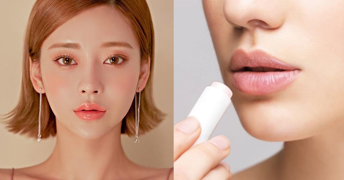 護唇膏還能護髮、眼妝打底?你不知道的5種護唇膏用法,小小一條簡直萬用