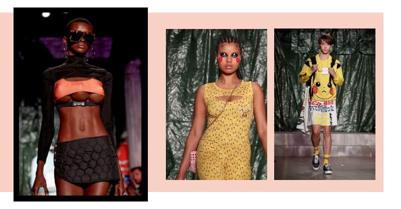 皮卡丘、三乳房?Chiara Ferragni 與楊冪都愛的品牌在米蘭時裝週成為新焦點!