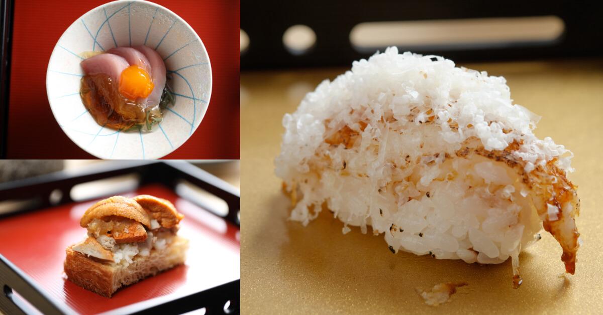 台北千元初的高CP值日本料理、時尚美味的吃貨推薦,一定少不了「米匠」它!