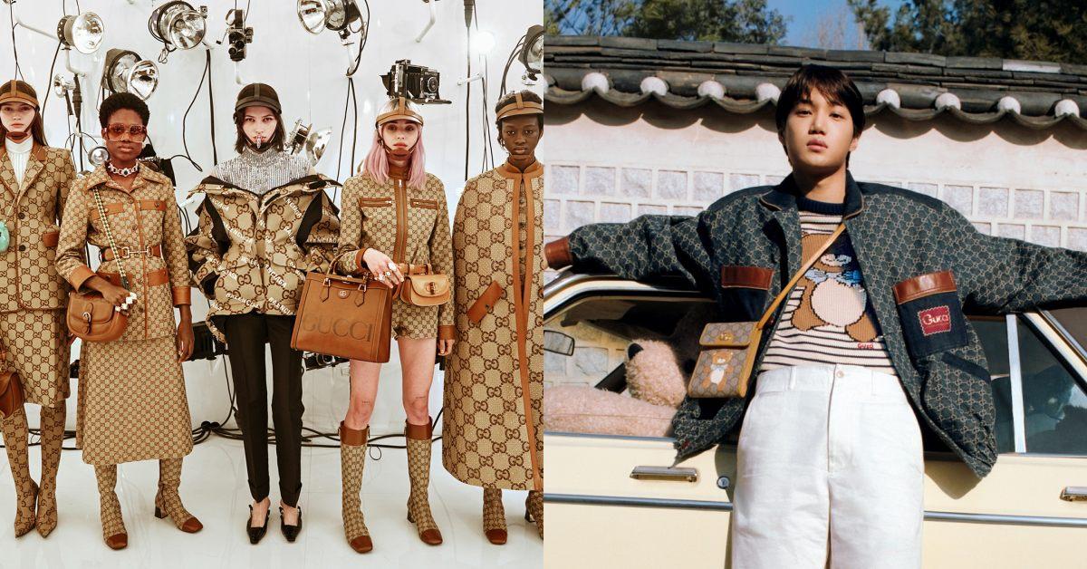【10Why個為什麼】Gucci包包 、彩妝、時裝樣樣熱賣,品牌靠這10招,成功邁入創立100週年