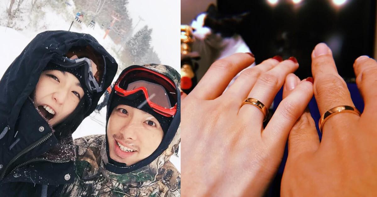 柯佳嬿和坤達登記結婚!這3點讓他們決定攜手走向人生的下一步