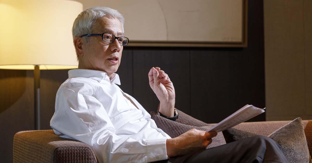 CEO專訪|寶璽建設創辦人梁德煌 也是暢銷作家 《看不見的戰爭II對峙》