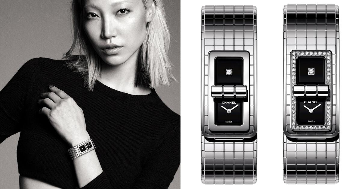 演著演著都想來一只了!眾人擋不住的香奈兒全新「CODE COCO」腕錶網路廣告發燒!