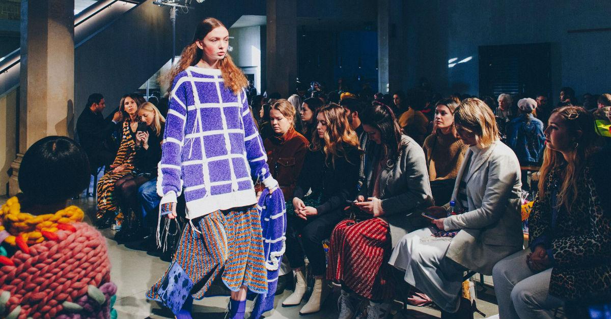 旅英設計師黃薇集結眾臺力量,於倫敦時裝周完成Jamie Wei Huang 2019 年秋冬系列《夢遊少年》發表!
