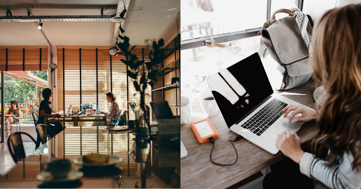 在咖啡廳工作好嗎?研究顯示這 3 大因素,讓你更專注、有創意!