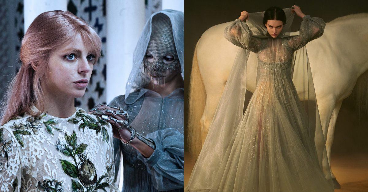Dior 2021春夏高級訂製服大玩 「塔羅牌」,奇幻特效不輸庫洛魔法使!