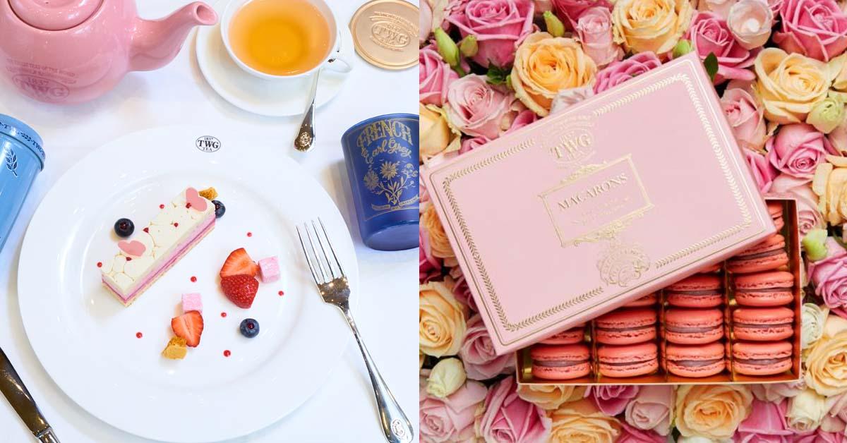 情人節就選這裡慶祝!TWG Tea推台灣限定「甜蜜假期套餐」