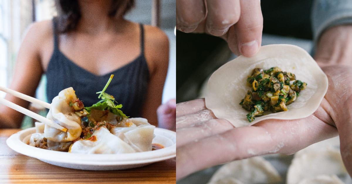 水餃熱量高?營養師分享4大建議,「韭菜」熱量竟最高?女生一餐不要超過X顆!