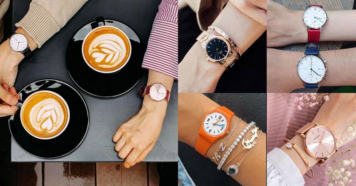 2,000〜5,000內4款時尚手錶品牌推薦!高CP值、佛心價小資族入手沒煩惱