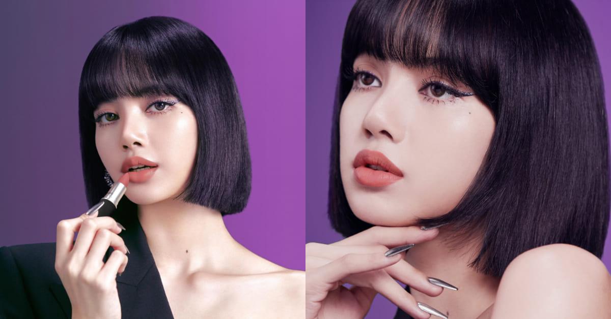 Blackpink Lisa代言品牌停不了!Celine之後,再奪M.A.C全球品牌代言人,完美妝容秘訣首度公開!