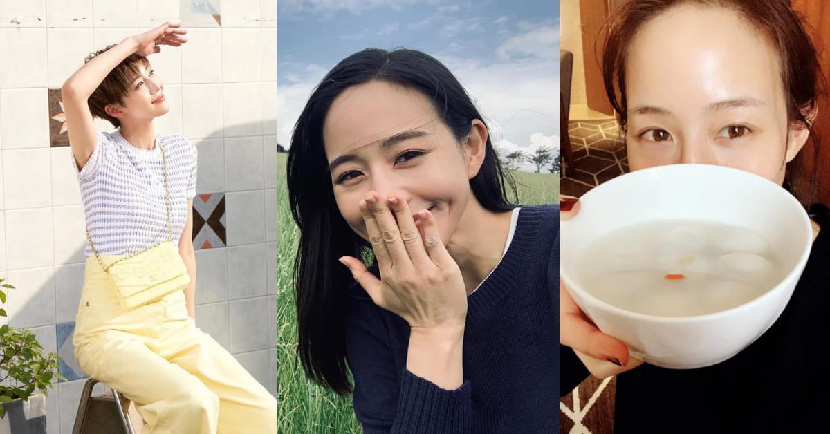 張鈞甯不老秘訣用「喝的」!37歲女神DIY「養顏美容湯」食譜公開,逆齡消水腫原來要加這一味