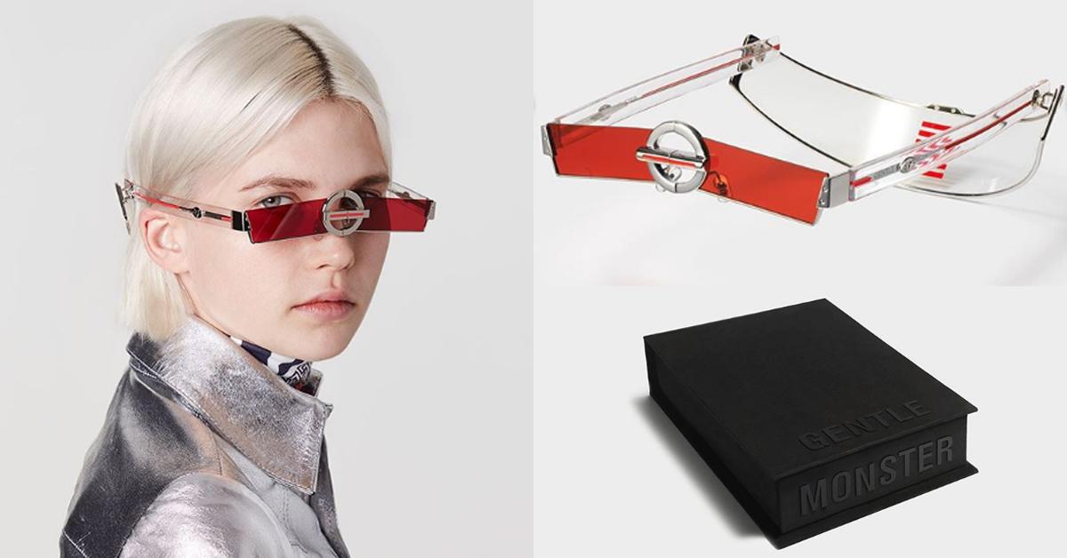韓星都愛的墨鏡品牌!Gentle Monster推出前後都能戴的超酷新品