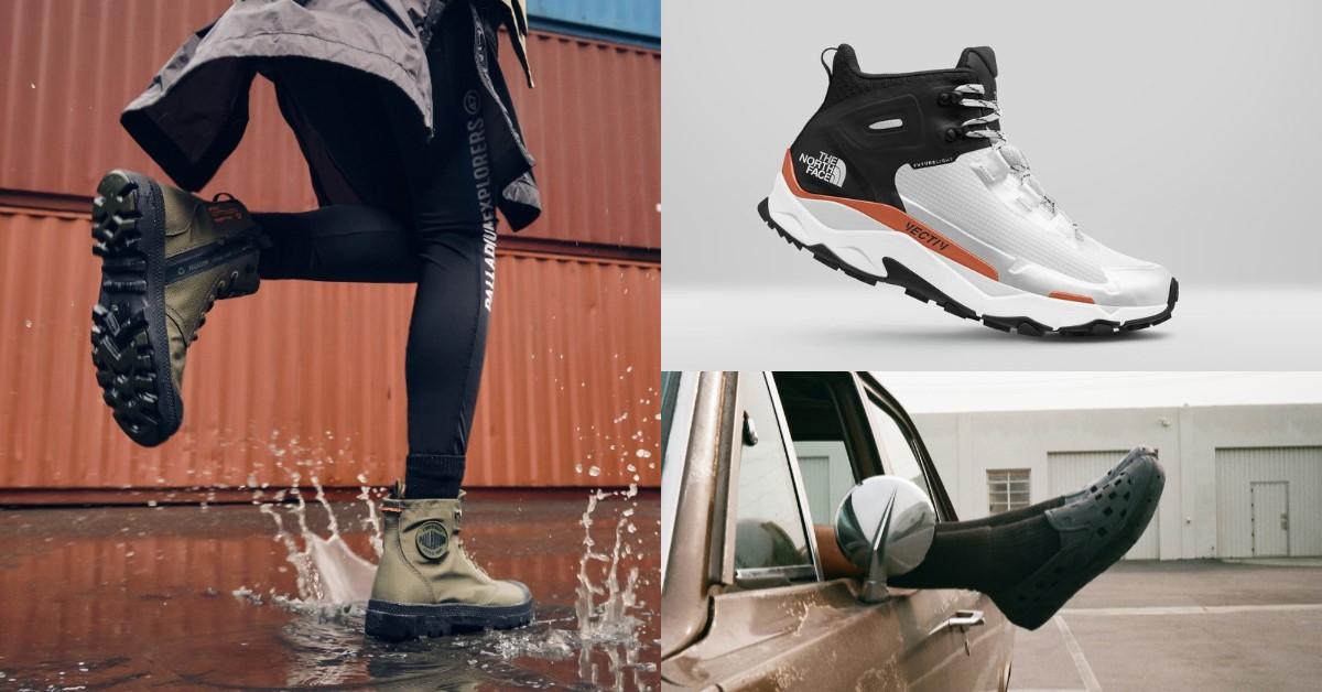 2021防水運動鞋推薦Top7!Nike 、The North Face、Cros...Vans這款鞋可整雙泡水