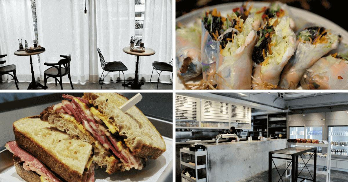 心靜無法自然涼,美食才能減壓! 台北5家涼感餐廳,光線超好食物怎麼拍都美