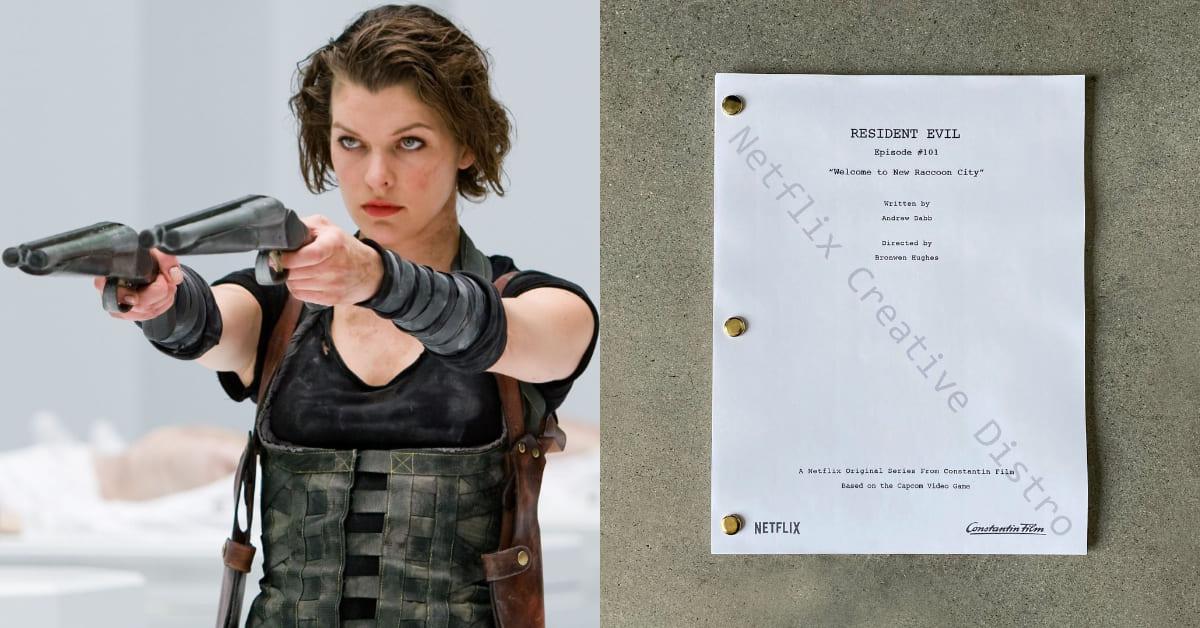 Netflix《惡靈古堡》真人版影集來了!《陰屍路》導演執導,會有蜜拉喬娃薇琪嗎?