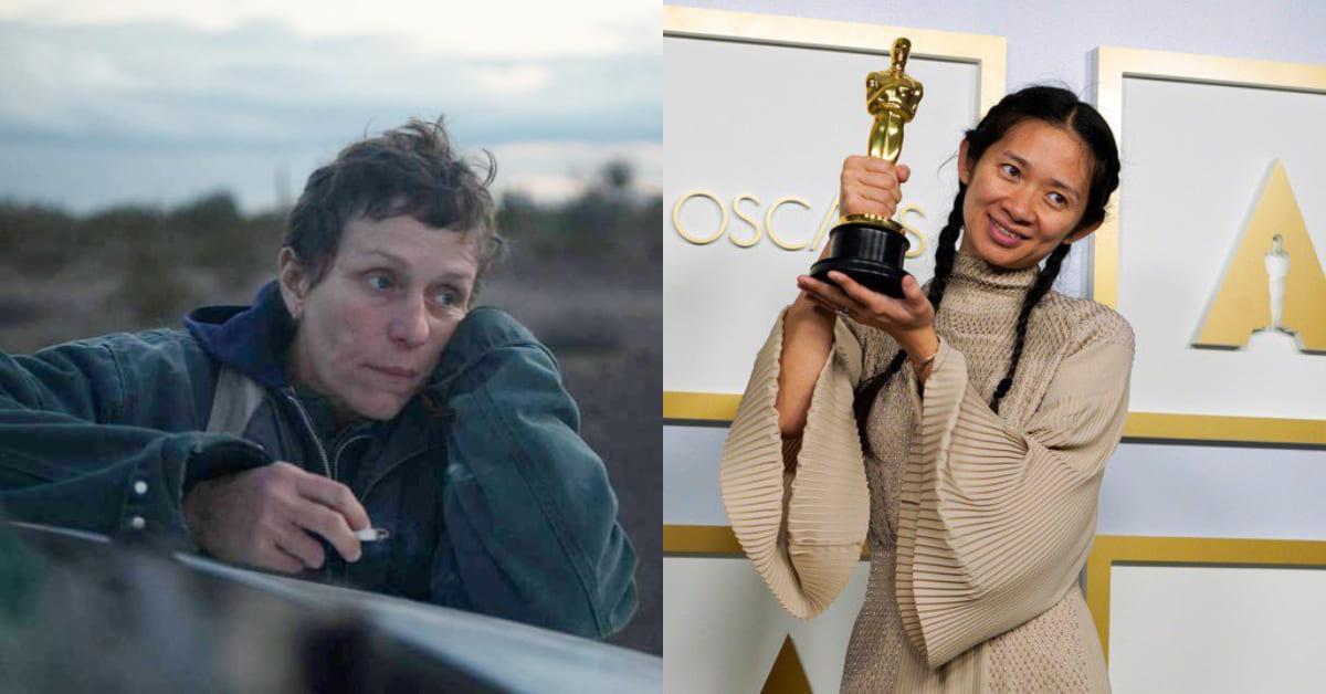 趙婷《 遊牧人生》獲奧斯卡最佳導演,首位華人女性殊榮,成功路途得來不易!