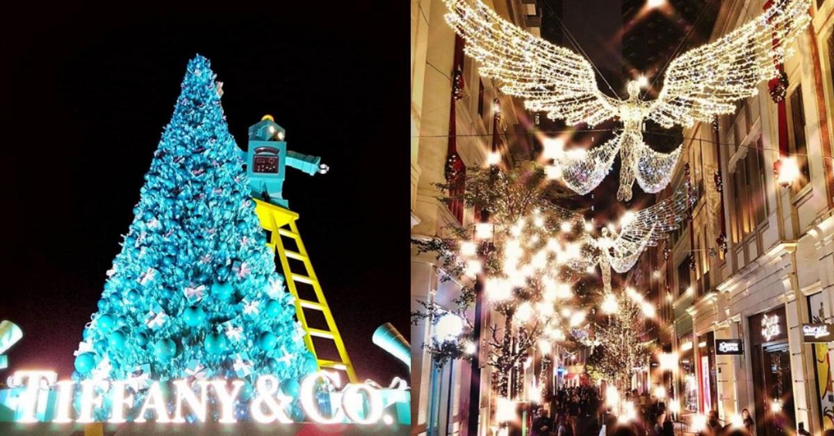 今年聖誕節想出國?去香港這6處感受耶誕燈海的氣氛