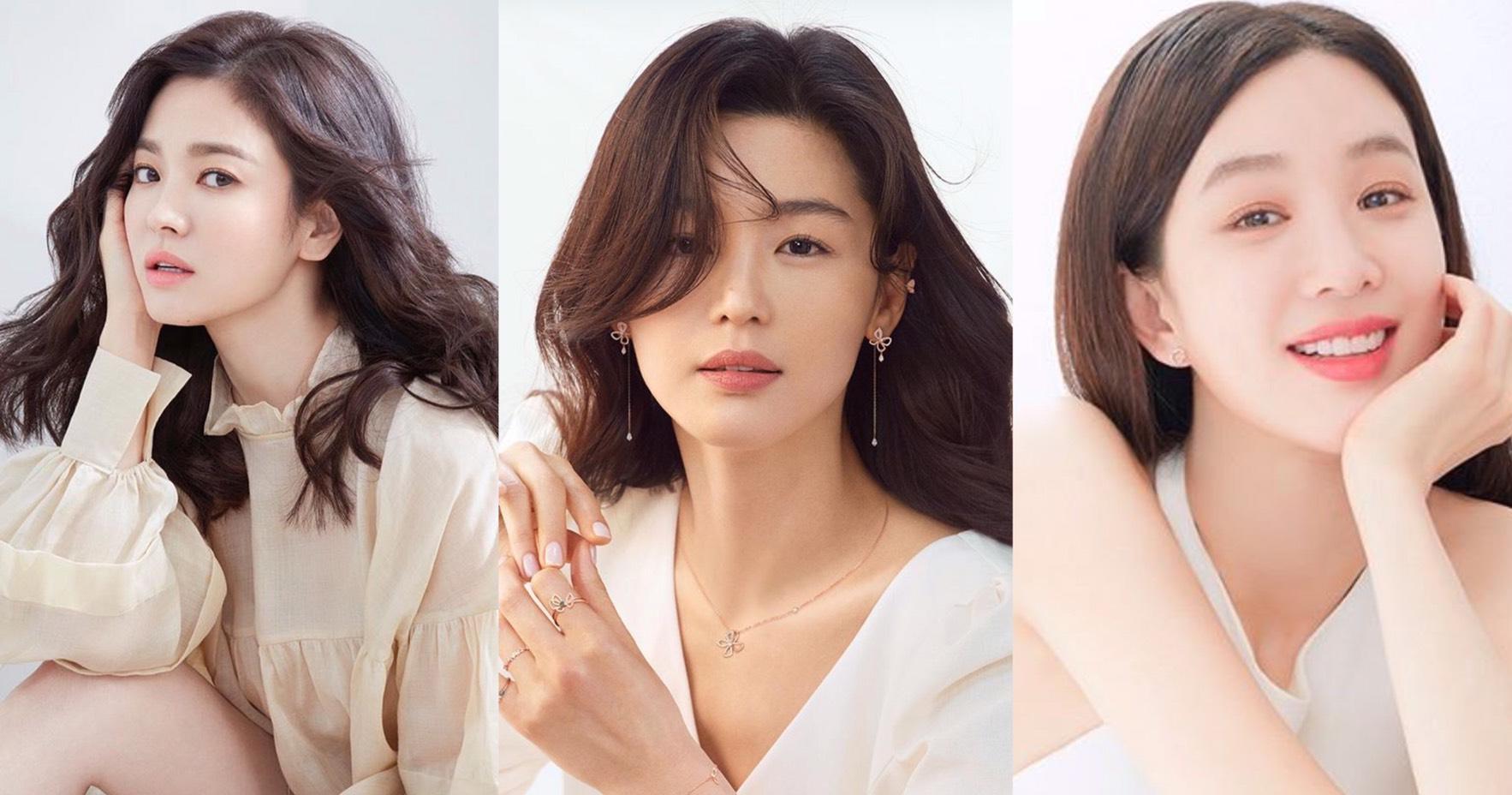 盤點5位即將滿40+的韓劇大勢女星!宋慧喬、全智賢、張娜拉防腐顏值、零贅肉,網友:真的是《漂亮姐姐》