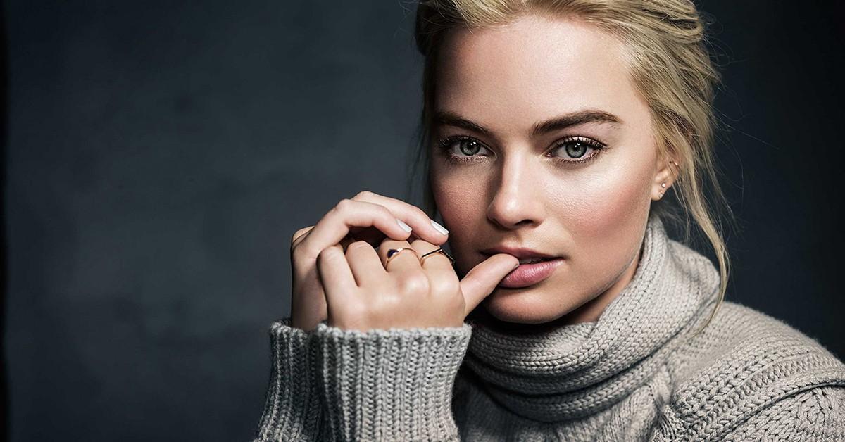 不只外表性感火辣,好萊塢一哥都愛瑪格羅比Margot Robbie的三個原因