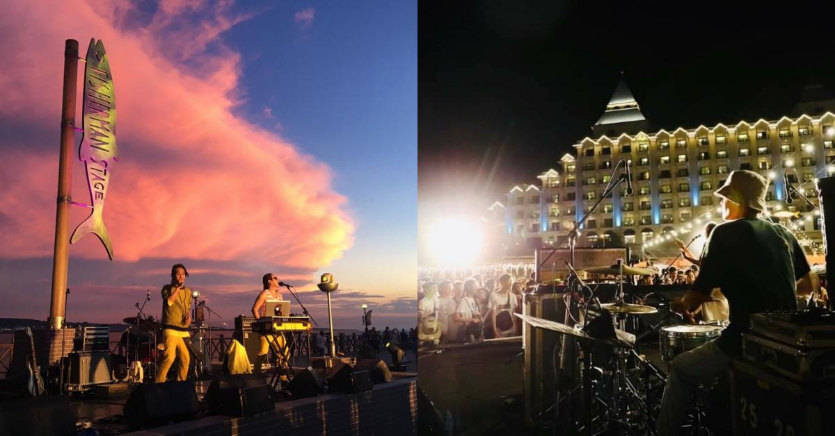 「2020新北市河海音樂季」43組超強卡司陪你過假日!美食、美景、Live音樂三重享受!