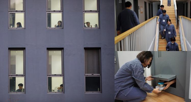 韓國旅遊新景點是「監獄」!換上囚犯服、丟掉手機去治癒一下