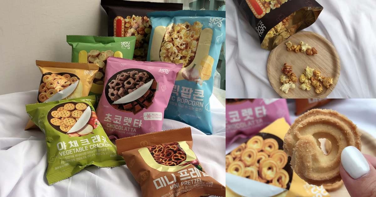 7-11超商韓系零食熱銷Top 7!YOUUS搶上榜,這一款熱銷20萬包太嚇人