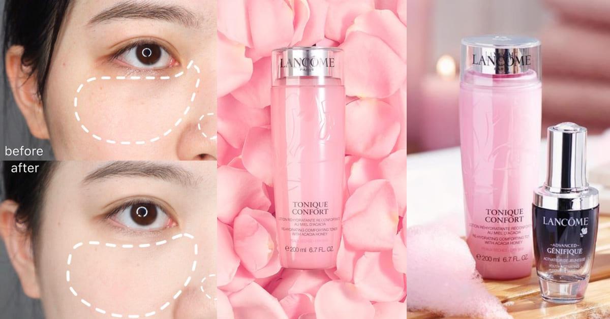 除小黑瓶《蘭蔻》黑馬是它!天貓購物節潛力股,「粉紅玫瑰水」默默熱銷的關鍵是...
