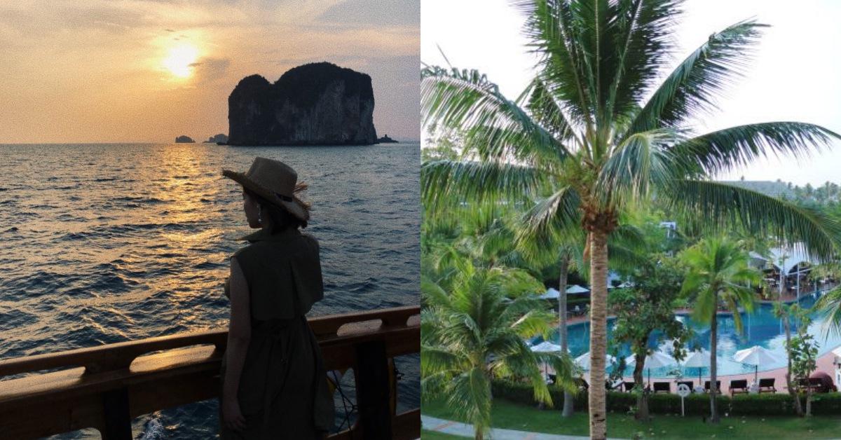 喀比、攀牙「泰」美了吧!除了曼谷、普吉島妳還能這樣小資奢華跳島玩