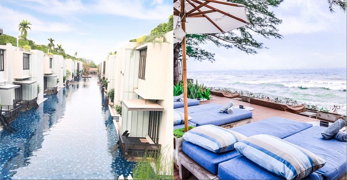 【艾美莉亞閒逛地圖】泰國渡假勝地 華欣Let's Sea Hua Hin Al Fresco Resort