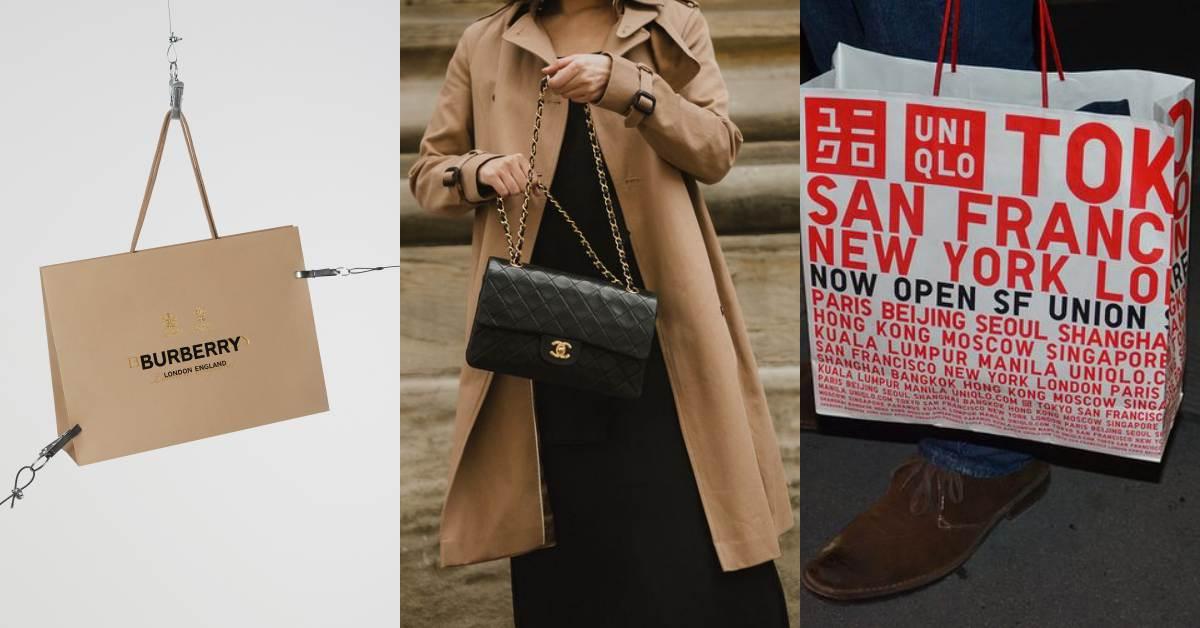 Uniqlo加入減塑行列!從Chanel、Burberry到Converse,時尚品牌全都「環保」了起來
