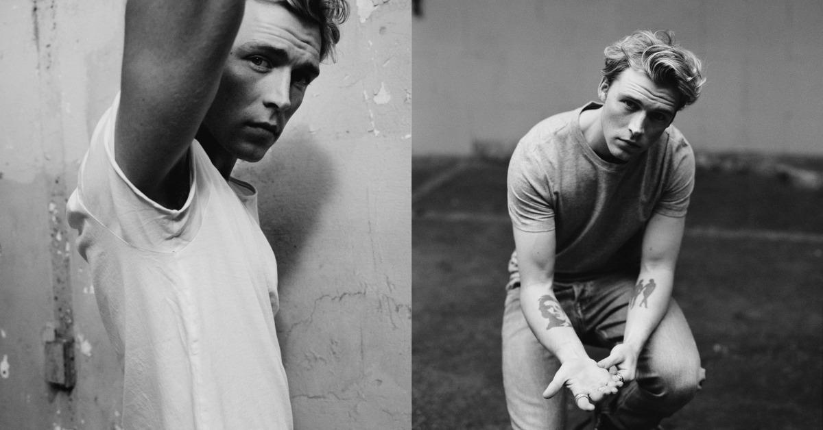 專訪|肌肉、臉蛋、才華集一身!今年26歲的「丹麥男神」克里斯多福要來攻佔妳心