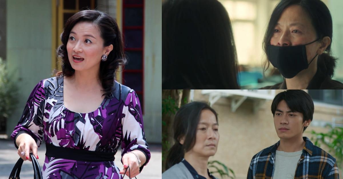 《與惡》李母根本催淚彈!《若是一個人》謝瓊煖再展影后演技,網友:最會惹哭觀眾的媽媽!