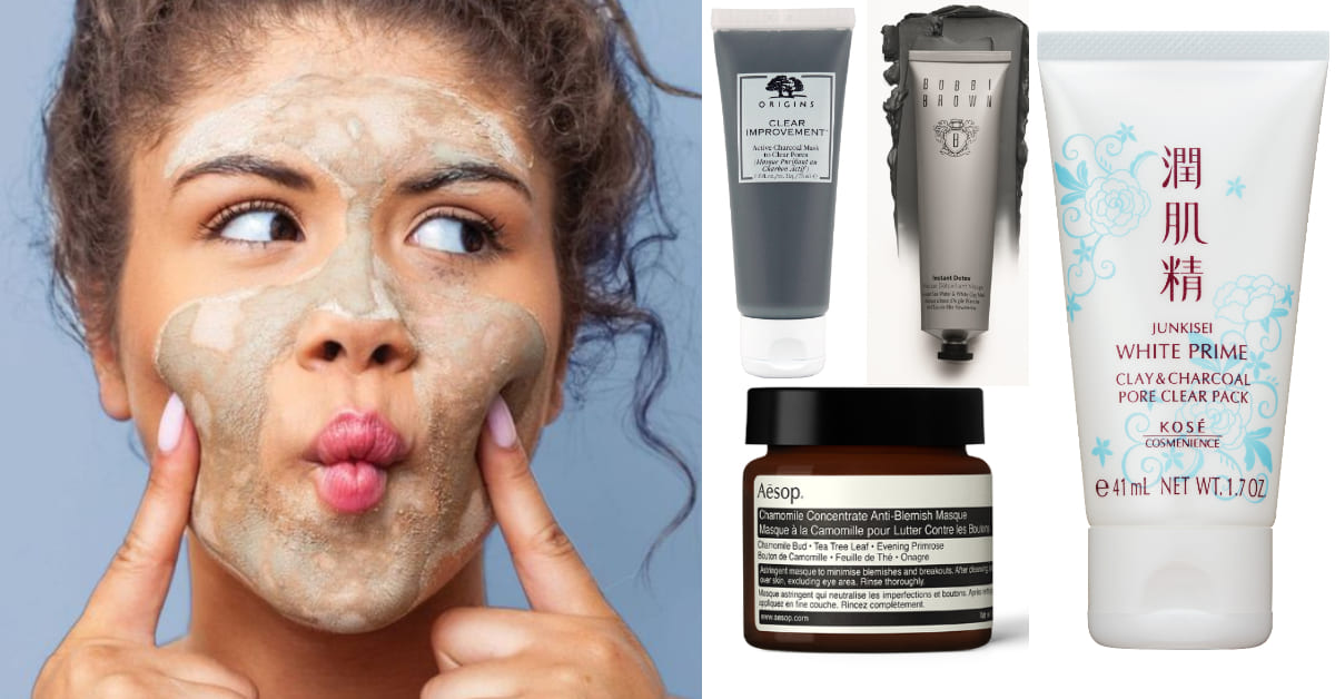 疫情刺激面膜市場?除了口罩美妝熱銷冠軍是它!5款清潔型面膜推薦一夜掃除顆粒肌